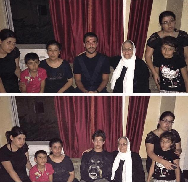 أبناء آصف شوكت وأبناء بشّار الأسد عزّوا بالعقيد حسان الشيخ