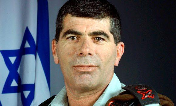 رئيس الأركان السابق غابي أشكنازي كان ضد شن هجوم على إيران