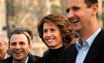 Gebran Bassil - Bachar El Assad