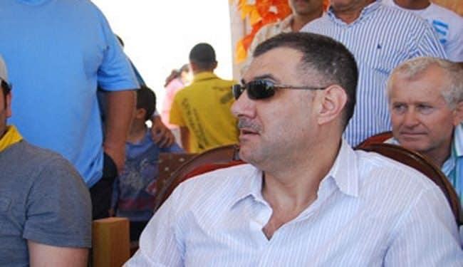 """والد القاتل، """"الشهيد"""" هلال الاسد قائد قوات الدفاع الوطني السوري"""