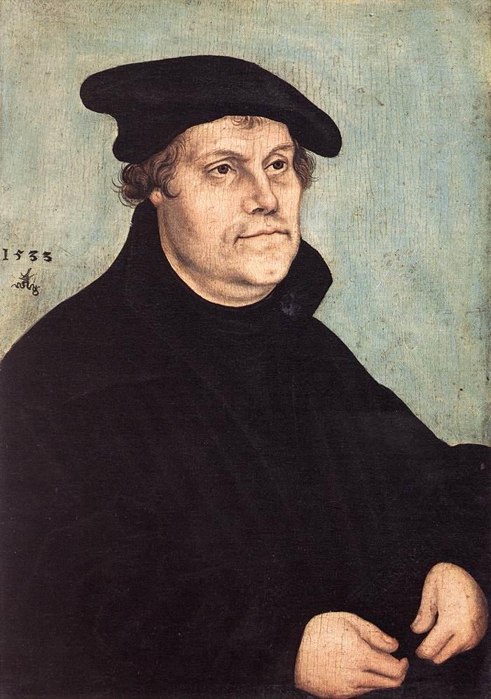 مارتين لوثر: الإصلاح الديني سبق الديمقراطية والعلمانية