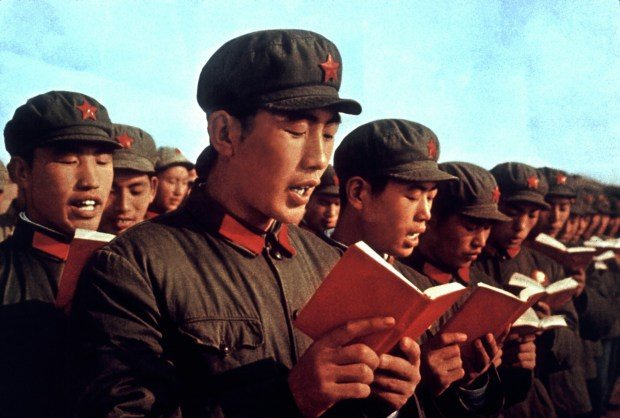Soldiers of the Chinese People's Liberation Army r