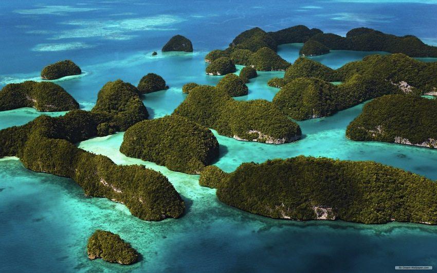 """وجزر غالاباغوس في المحيط الهادي تابعة لجمهورية الاكوادور في أمريكا الجنوبية، وتبعد عنها مسافة ١٠٠٠ كم وهي من مواقع التراث العالمي world heritage التي تديرها اليونسكو، إذ أنها المكان الذي ألهم العالم """" تشارلز داروين"""" لوضع نظرياته حول التطور والتكيف، وكانت محل دراسته. ولأنها معزولة عن بقية المناطق الأخرى، تميزت بوجود كائنات فريدة تطورت وتكيفت مع بيئتها... وهي المنطقة الوحيدة التي تقع قريبة من خط الاستواء ويعيش فيها طائر البطريق."""
