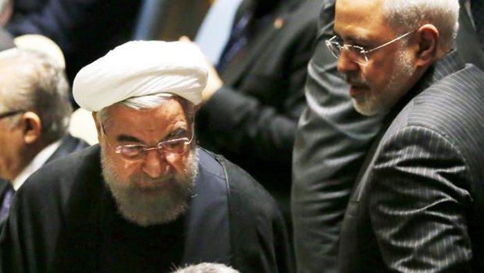 """روحاني ووزير خارجيته ظريف: هل يذكّران """"المحافظين"""" بثنائي غورباتشوف ووزير خارجيته شيفارنادزه؟"""