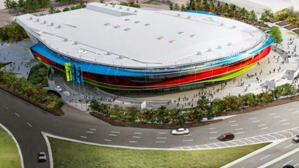Mehriban's profitable gymnastics hall