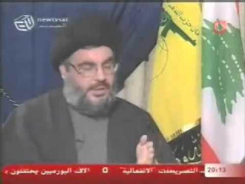 """نصرالله في ٢٠٠٦: """"لو كنت أعلم"""" أن العملية ستؤدي إلى حرب... تؤدي إلى تدمير الضاحية وجنوب لبنان"""