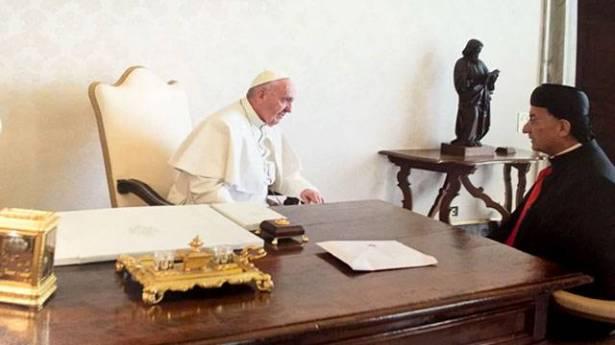 البابا الراعي