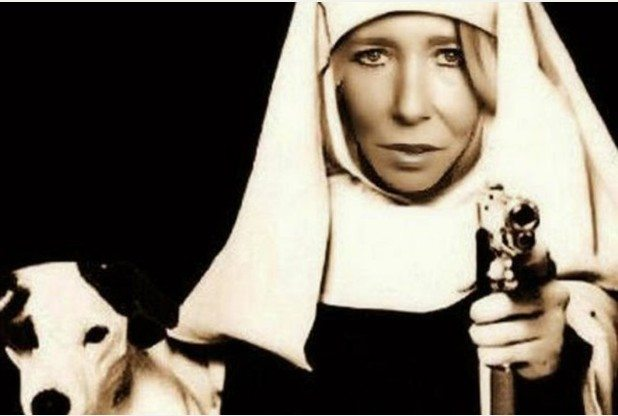 Sally Jones before joining ISIS