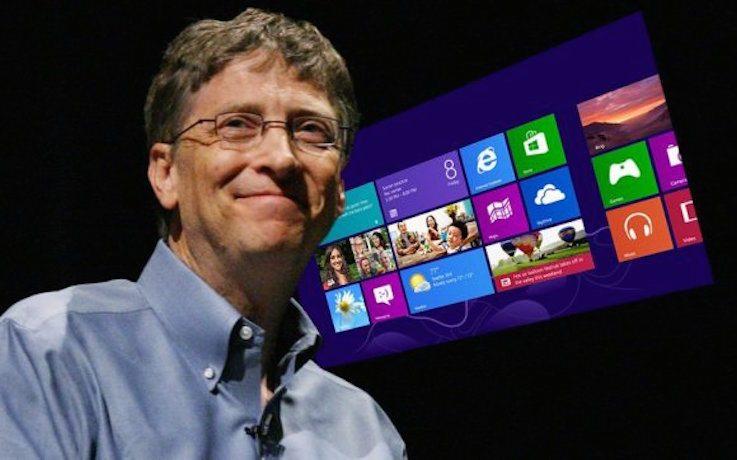 بيل غيتس Bill Gates رجل أعمالومبرمجأمريكيومُحسِن (فاعل خير). أسّس عام1975شركة مايكروسوفتمعبول آلان وأنتج في 1985الويندوز Microsoft Windows وهو نظام تشغيل رسومي، أتاح لنا سرعة الوصول الي أكبر كمية من المعلومات في مختلف المجالات
