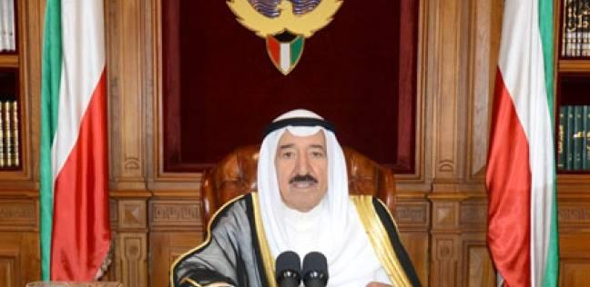 أمير الكويت، الشيخ صباح الأحمد، في مؤتمر المانحين.