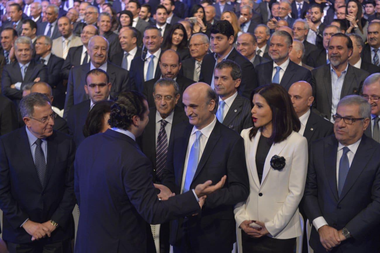 """أول إتصال بين الحريري وجعجع منذ """"انقلاب معراب""""! كانت العلاقات بين الرجلين مقطوعة حتى اليوم"""