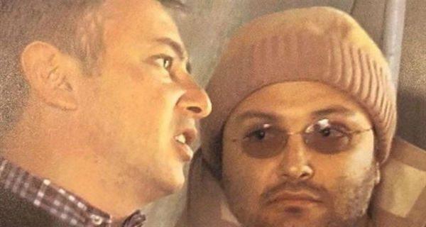 سليمان فرنجية وعماد مغنية