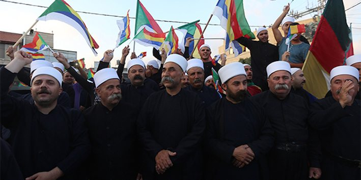 an overview of the druze religion in the middle east Overview the druze, also known as the sons of grace, are a secretive, tightly- knit religious sect whose origins can be traced to egypt a thousand years ago.