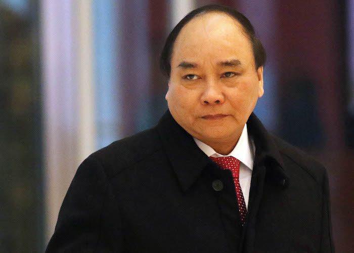 رئيس الحكومة، نيغوين شوان فوك