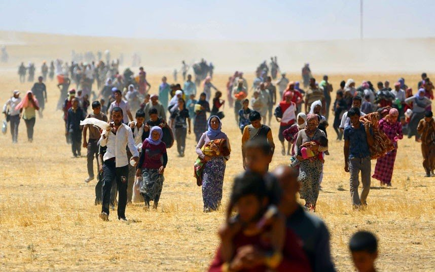 Europe and US increase humanitarian aid as support grows for new Iraqi PM