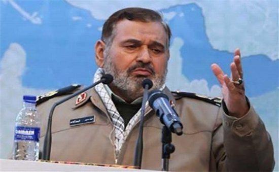Major General Hassan Firuzabad