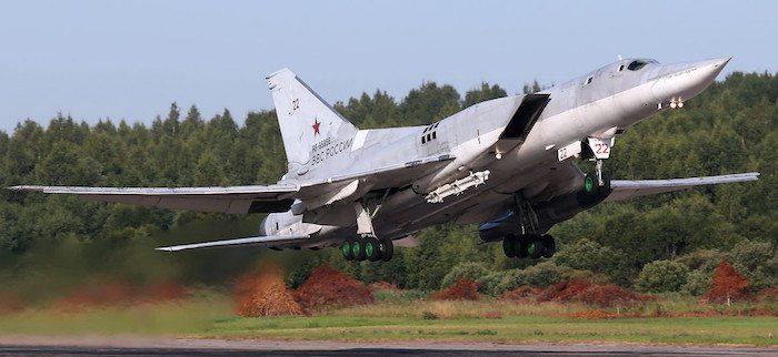 Russia Has Deployed Backfire Bombers to Iran