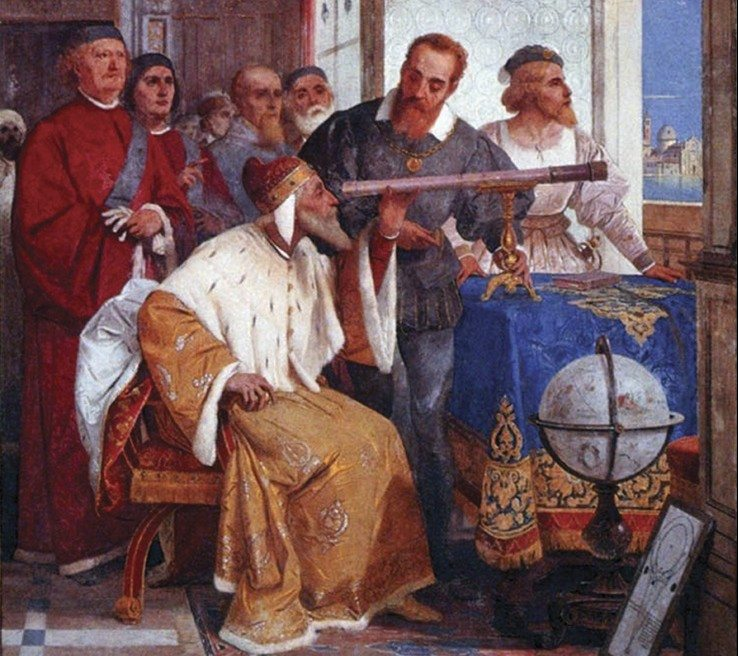 Galileo_Bertini_fresco_of_Galileo_Galilei_and_Doge_of_Venice-e1446672024312