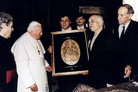 البابا وفتح الله غولن، ١٩٩٨