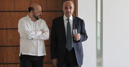 """ملحم رياشي وزيراً للإعلام عن """"القوات"""""""
