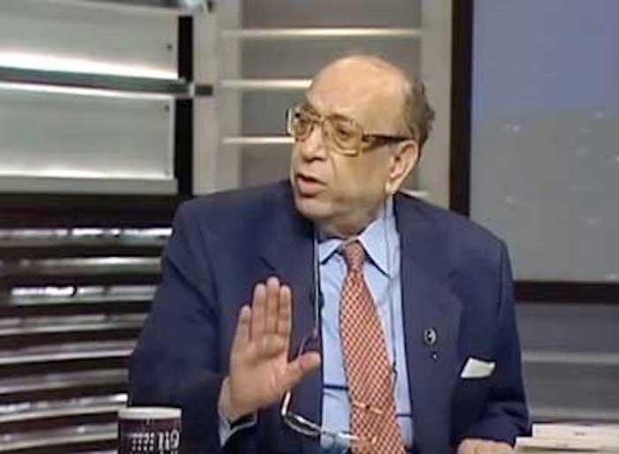 Judge Mohamed Saïd al-Ashmawi