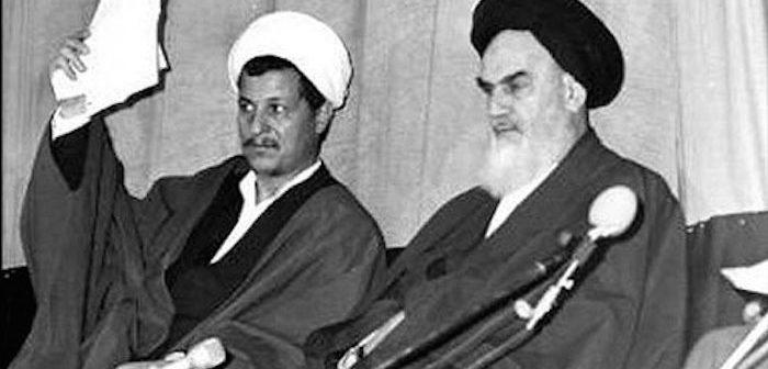 Former Iranian president Hashemi Rafsanjani dies