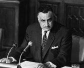 When towering rivals Rabin and Nasser met for lunch—in Rabin's own words