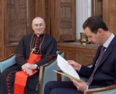 Papal diplomacy in Syria has helped Russia and Assad