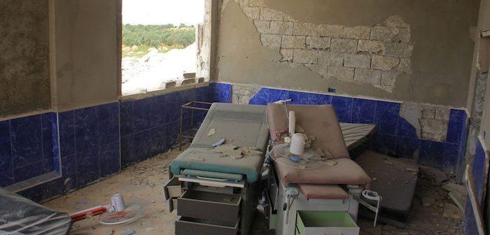 Syrie : dans la province d'Idlib, les hôpitaux pris pour cible