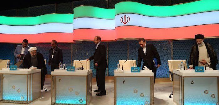 En Iran, le dernier débat télévisé de la campagne présidentielle tourne au grand déballage