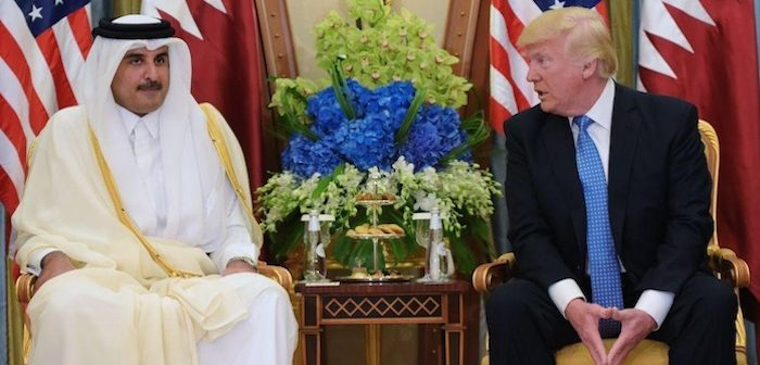 Two-Faced Qatar Squirms – But They Shouldn't Be the Only Ones