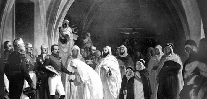 عبد القادر الجزائري:  الأمير المتصوّف