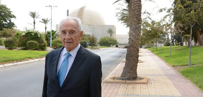 'Dimona reactor helped ensure Israel would never be destroyed'
