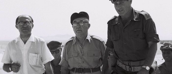 'West Bank lands mean liberation': Post-Six Day War cabinet minutes released