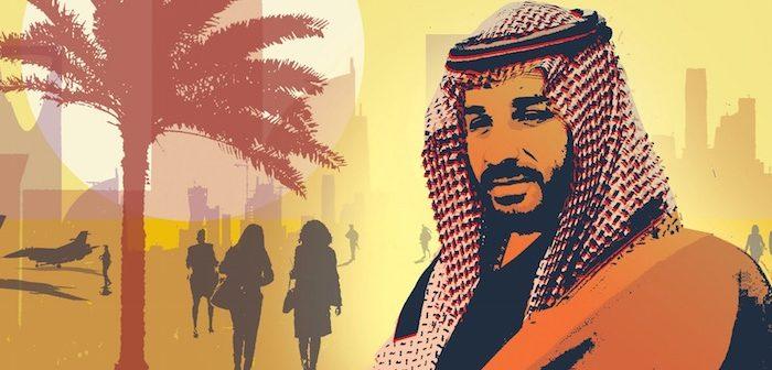 Saudi Arabia's Arab Spring, at Last