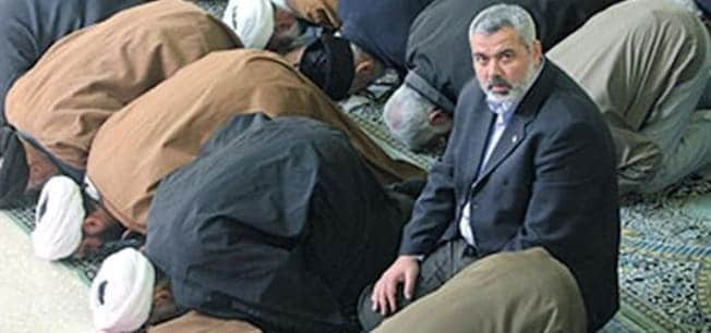 Haniyeh in Teheran