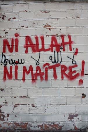 ni Allah ni Maître