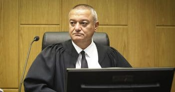 first arab muslim supreme court judge in Israel