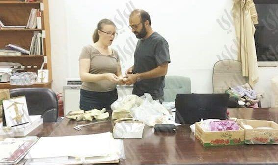 kuwait christian archeology