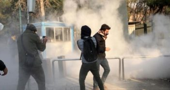 IRAN PROTESTS