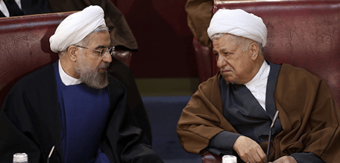 RAFSANDJANI and Rouhani