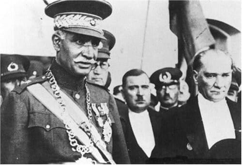 Reza Shah and Ataturk