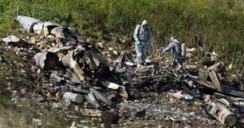 Israeli F-16 downed