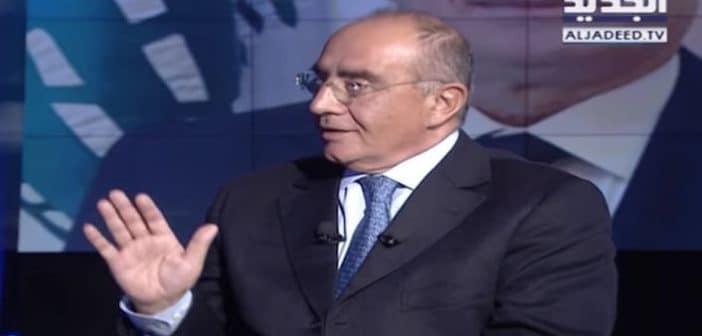 مقابلة تستحق المشاهدة:  د. فارس سعيد على تلفزيون الجديد