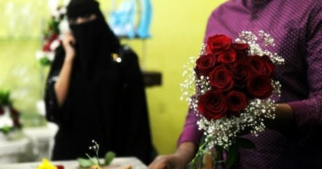 Valentine's Day pinpoints limits of Saudi prince's Islamic reform effort
