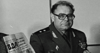 Russia's chemical weapons commander was a Mossad target