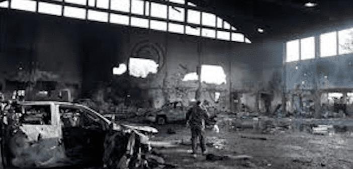 Senior IDF official admits Israeli culpability for Syria T-4 strike