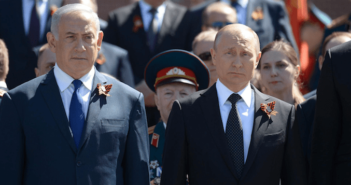 Netenyahu and Putin