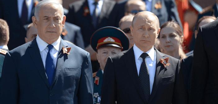 Netenyahu and Putin