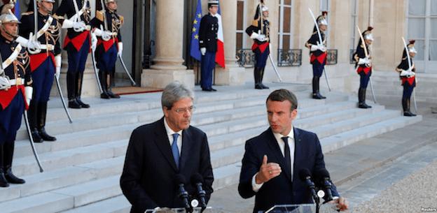 نتيجة بحث الصور عن قطار الصراع الفرنسي–الإيطالي